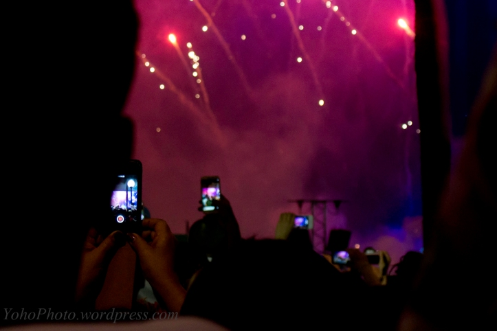 Fireworks Phone